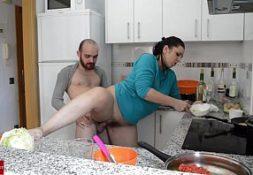 X videos flagras casal fodendo na cozinha caiu na net